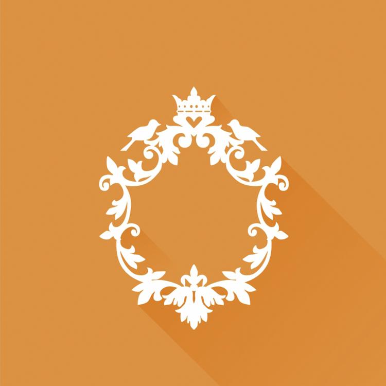 Свадебные вензели (гербы) на заказ