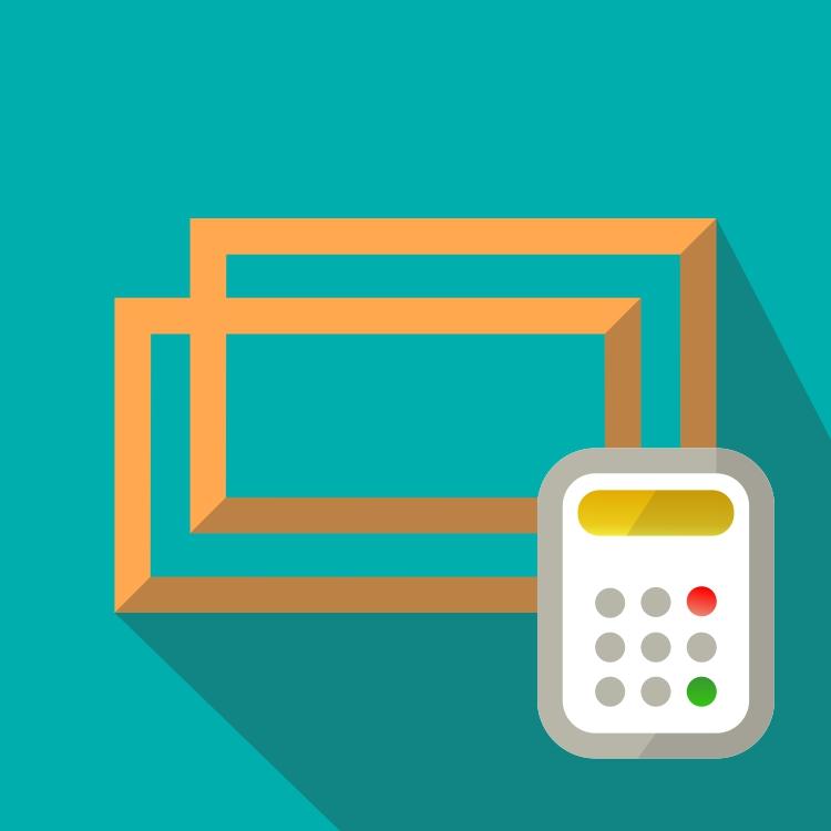 Багетный калькулятор