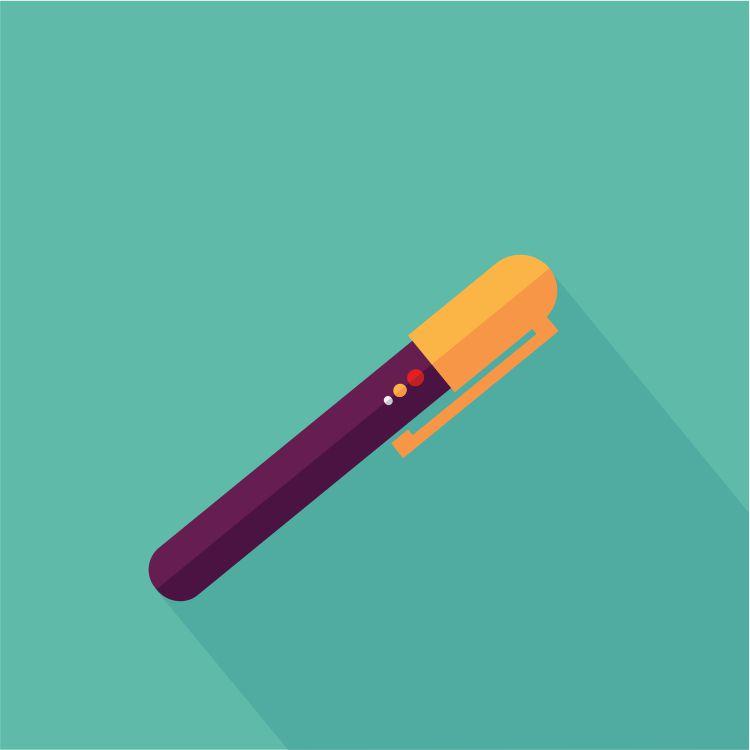 Ручки, шары воздушные