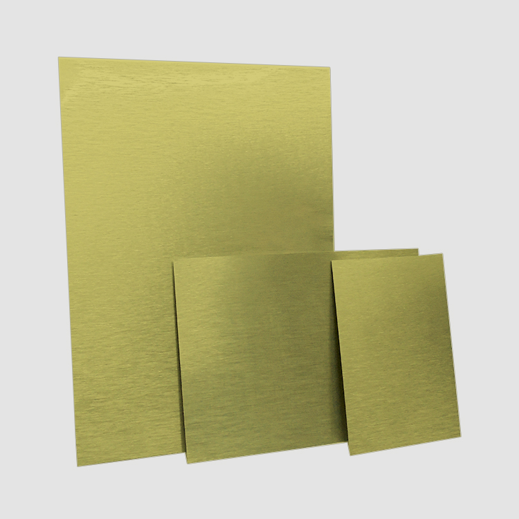 Металлические пластины для полноцветной термопечати (сублимации)