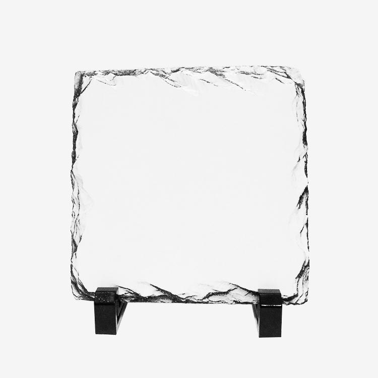 Камень сланец, квадрат