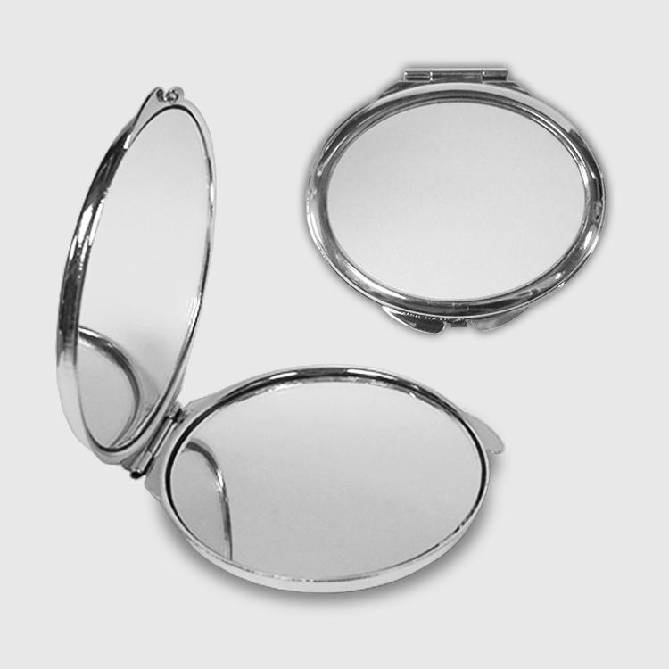 Зеркальце карманное, овальное