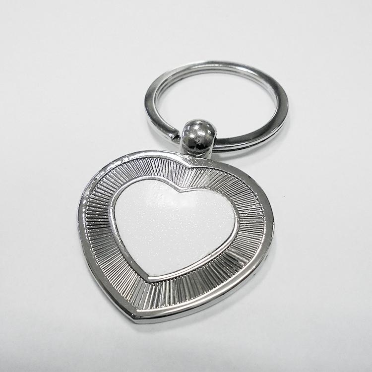 Брелок  сердце в подарочной коробочке