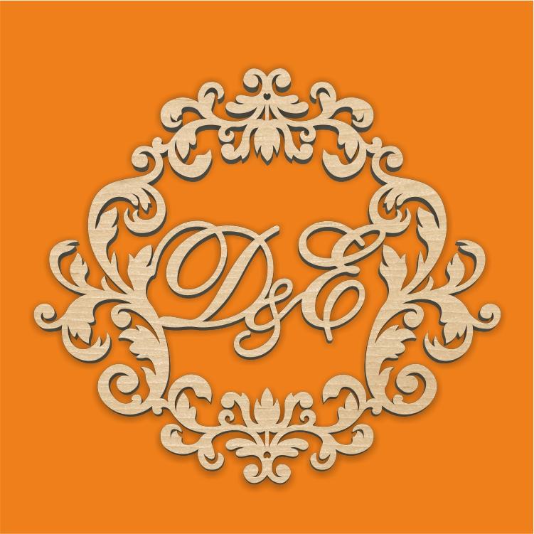 Свадебный герб №1