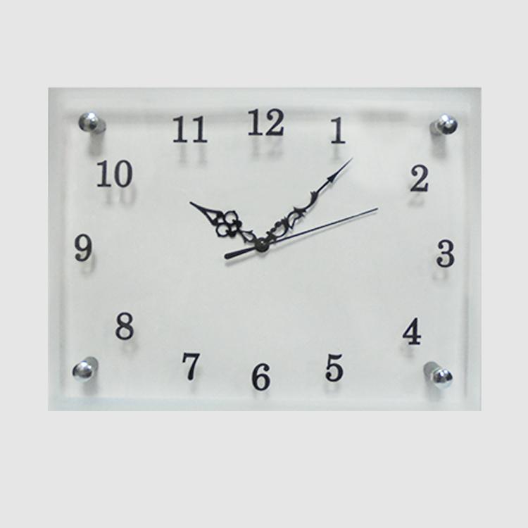 Часы настенные, стекло
