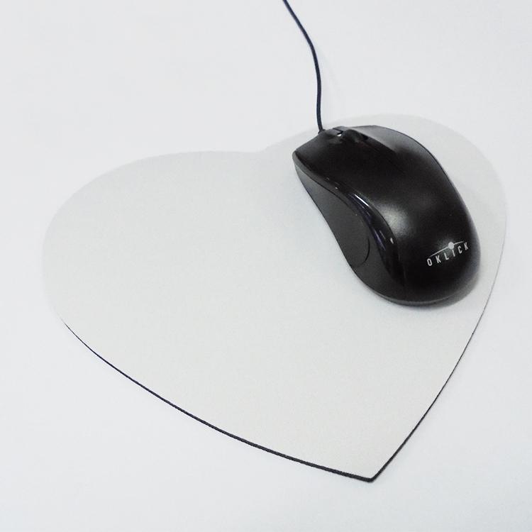 Коврик для мыши, сердце